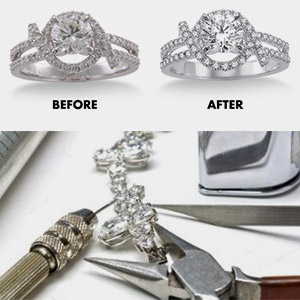 jewelry cleaning and repair